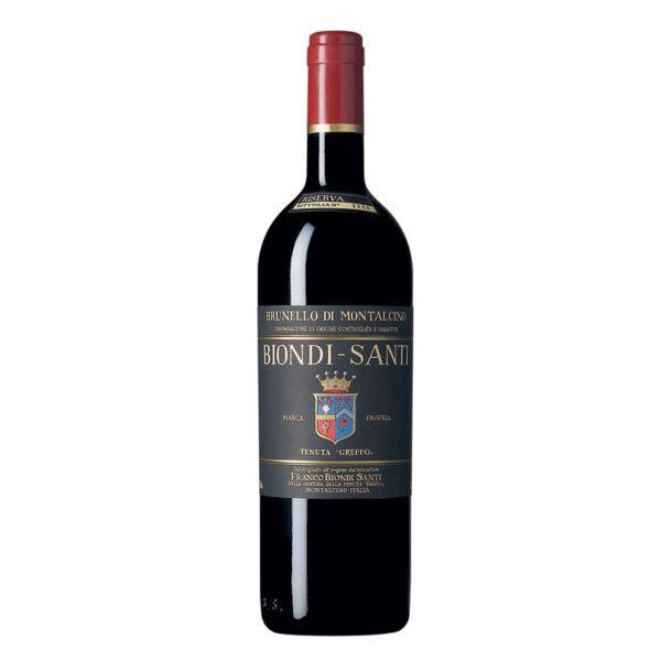 Brunello di Montalcino DOCG Biondi Santi Riserva 1998 0,75l
