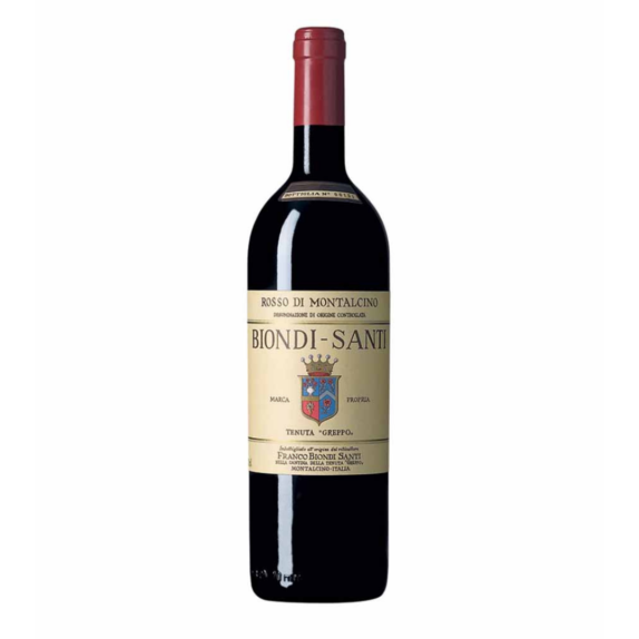 Rosso di Montalcino DOC Biondi Santi 1998