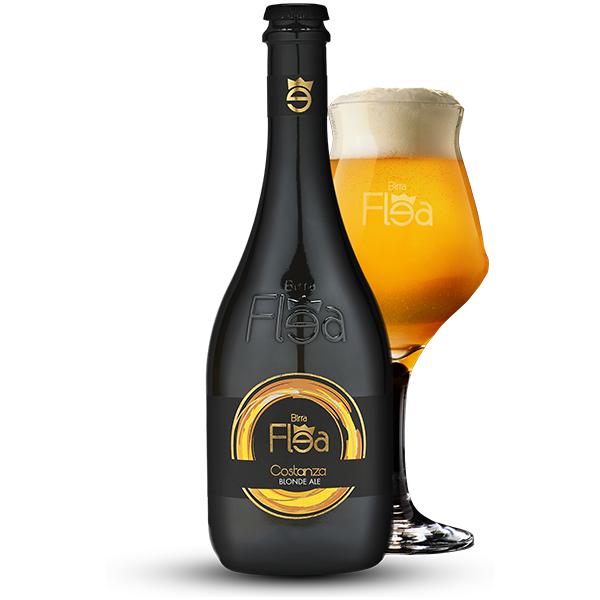 Birra Flea Costanza Blonde Ale 0,75l