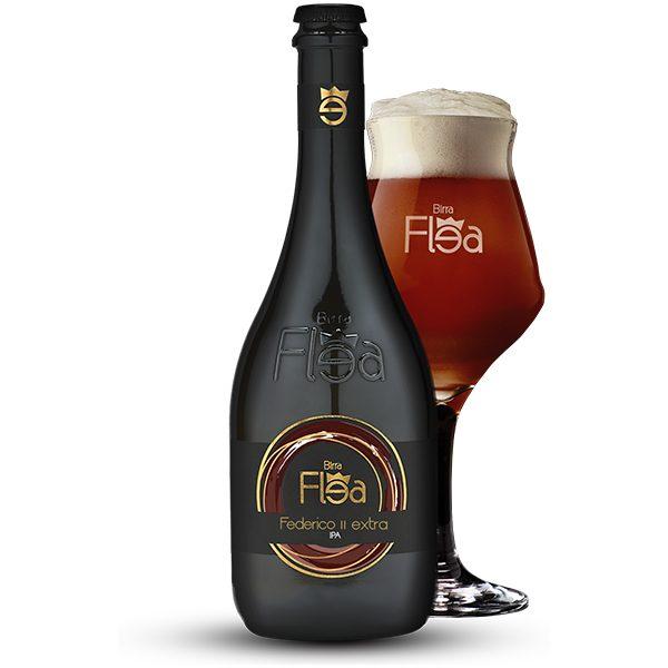Birra Flea Federico II extra IPA
