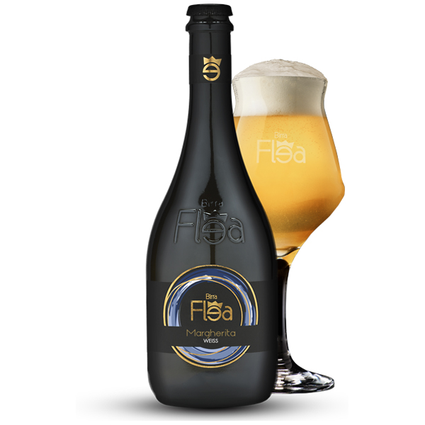 Birra Flea Margherita Weiss 0,75l
