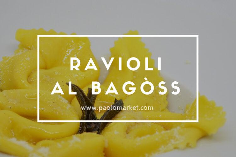 Ravioli al Bagòss