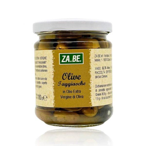 Olive Taggiasche Zabe