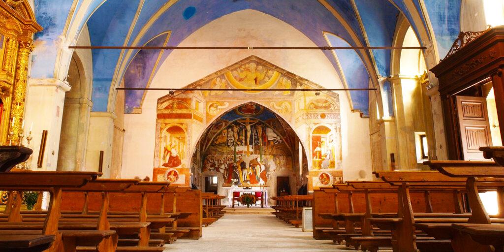Bagolino | Chiesa di San Rocco