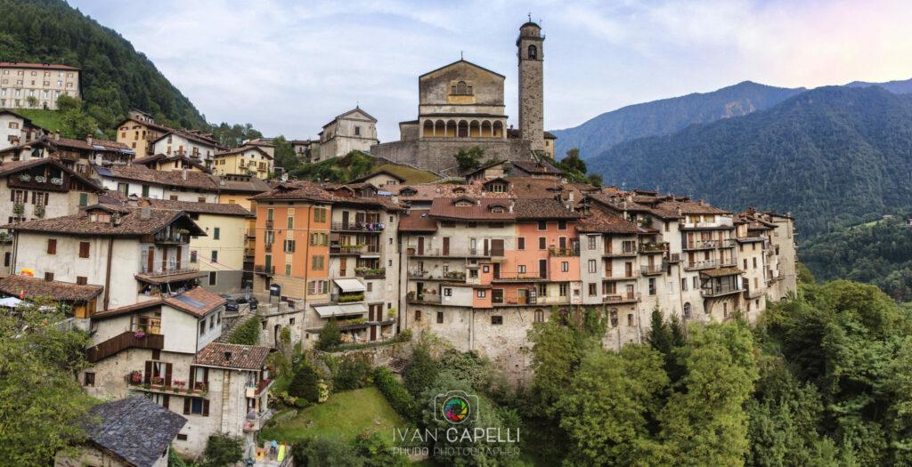 Lago d'Idro e Cultura - Chiesa di San Giorgio Bagolino