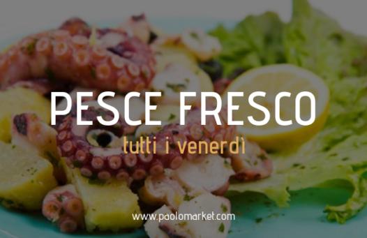 Pesce Fresco - Paolo Market