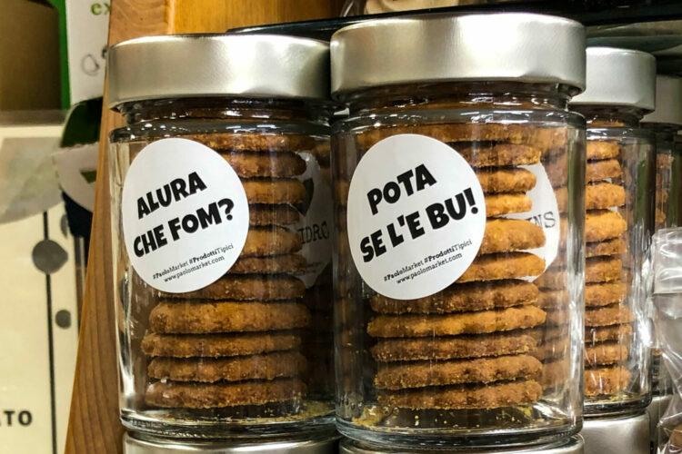 Biscotti alla Farina Gialla di Storo Idea Regalo
