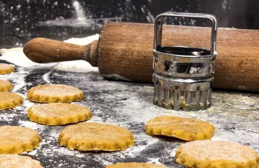 Biscotti alla farina gialla di storo