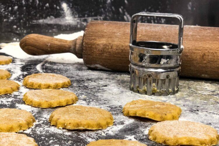 Biscotti alla farina gialla di Storo: Sapori Nostrani