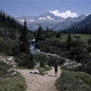 Valle del Chiese e Natura -Val di Fumo