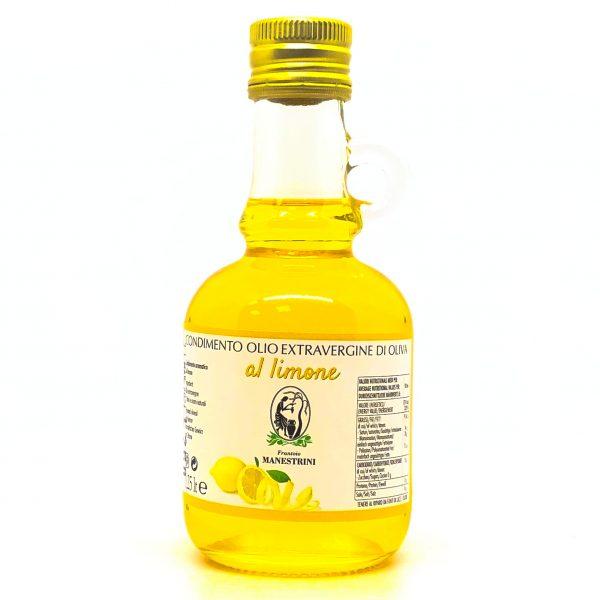 Olio Extra Vergine di Oliva al Limone Manestrini Lago di Garda