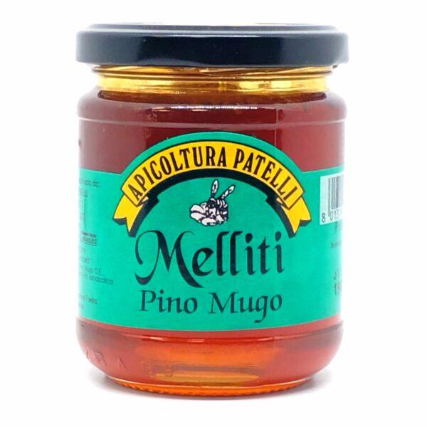 Miele di Pino Mugo Apicoltura Patelli 250g