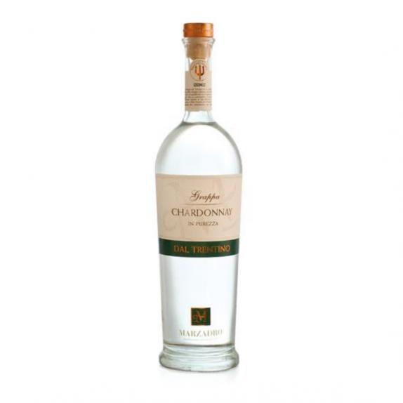 Grappa Trentina Chardonnay Marzadro