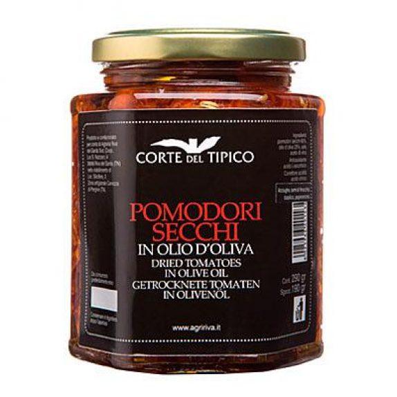 Pomodori Secchi in Olio di Oliva Agraria Riva del Garda 290g