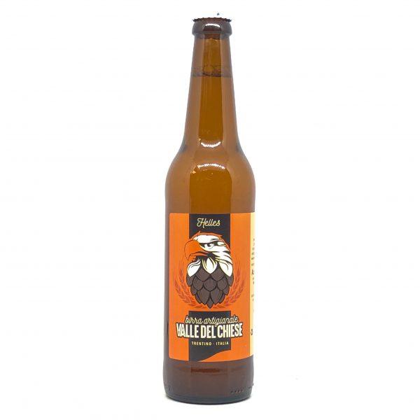 Birra Artigianale Valle del Chiese Bionda