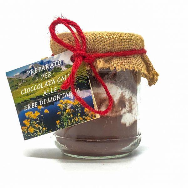 Cioccolata calda alle erbe di bagolino