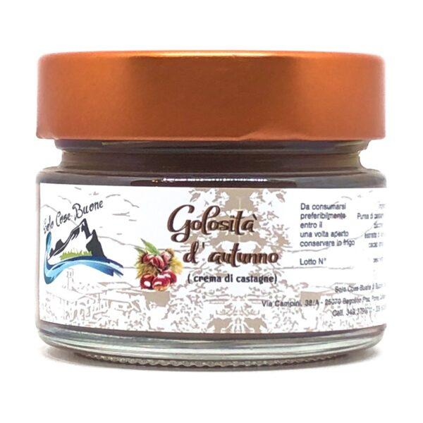 Crema di Castagne Marroni di Darzo 140g