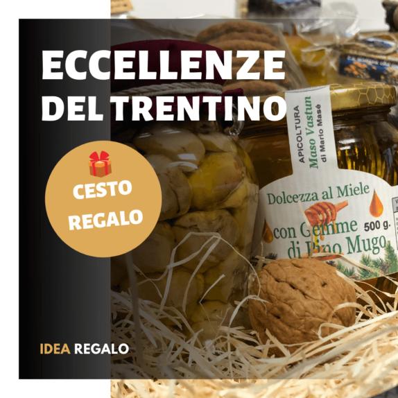 Eccellenze del Trentino Cesto regalo
