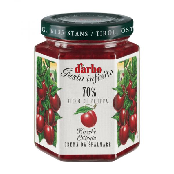 Crema di Albicocche Darbo 70% 200g
