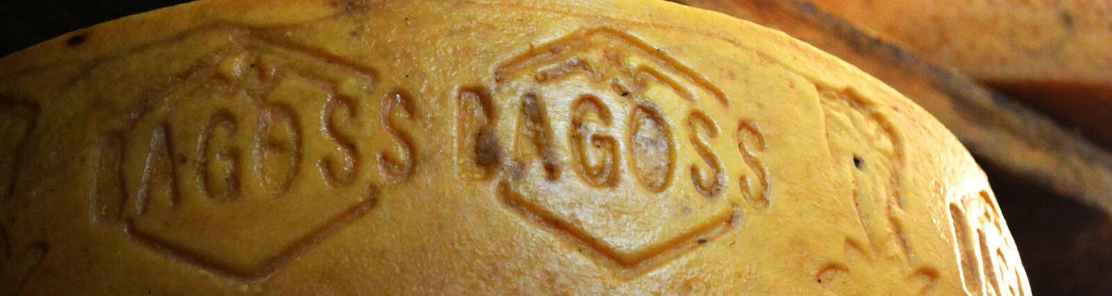 Formaggio Bagòss - Prodotto Tipico di Bagolino