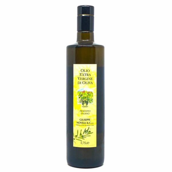 Olio Extra Vergine di Oliva Novelli Lago di Garda