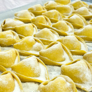 Ravioli al Formaggio Bagòss di Pasta Fresca